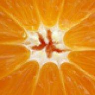 Апельсиновая тянучка